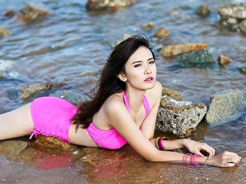 Cùng ngắm thêm một số hình ảnh về Sái Thị Hương Ly.