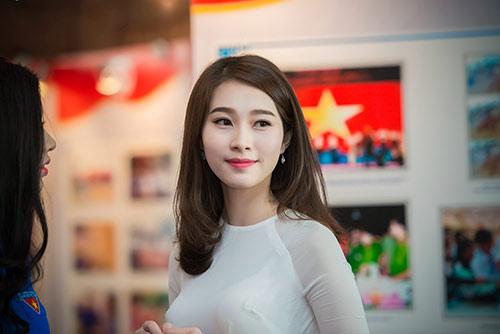 Thu Thảo được nhận xét là Hoa hậu đẹp nhất trong các Hoa hậu Việt Nam.