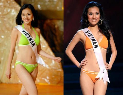 Phát huy lợi thế của bản thân, Thùy Lâm đạt thành tích Top 15 chung cuộc, Top 10 Trang phục truyền thống đẹp nhất, Top 5 Duyên dáng áo dài.