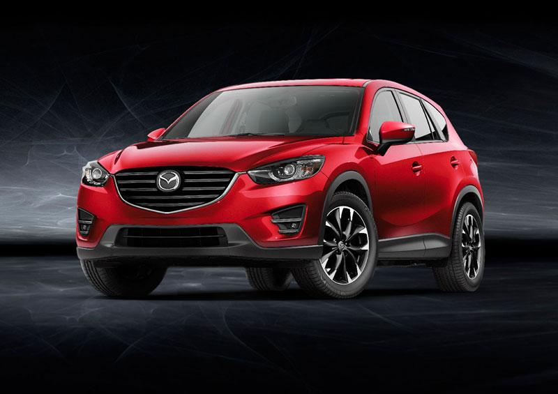 10. Phiên bản 2016 của Mazda CX-5 vẫn tuân theo ngôn ngữ KODO quen thuộc tuy nhiên đã được cải tiến và làm mới đôi chút giúp xe trở nên hiện đại và quyến rũ hơn. Những thay đổi đáng chú ý nhất trên phiên bản này bao gồm lưới tản nhiệt dạng thanh ngang thay thế cho dạng tổ ong ở bản hiện hành. Điều khiến CX-5 trở nên mạnh mẽ và táo bạo hơn trước.