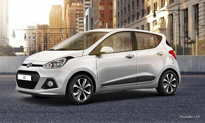 Hyundai Grand i10 là mẫu xe thế hệ mới được thiết kế riêng cho khu vực châu Á và châu Âu. Đây cũng là một trong những sản phẩm chiến lược của Hyundai nhằm vào phân khúc xe cỡ nhỏ đô thị.