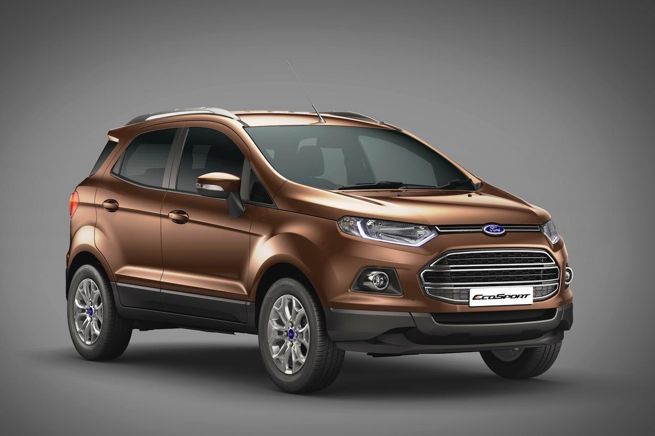 Ford EcoSport đứng ở vị trí thứ mười với 522 xe.
