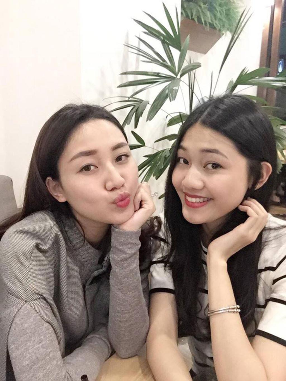 Không chỉ được biết đến là thí sinh sở hữu thân hình chuẩn nhất, Thanh Tú còn gây chú ý bởi chính là em gái của Á hậu Hoàn Vũ 2015 Ngô Trà My.