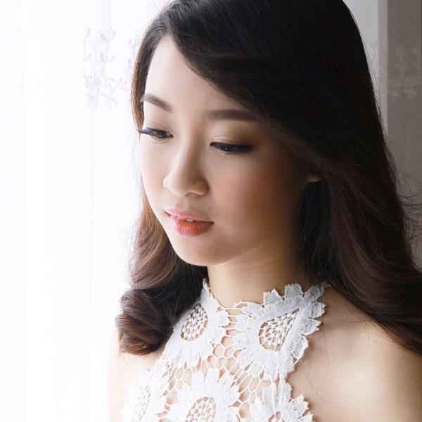 Tân Hoa hậu Việt Nam 2016 hiện đang đang là sinh viên trường Đại học Ngoại thương Hà Nội.
