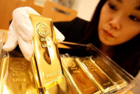 giá vàng hôm nay ngày 29/8/2016: giá vàng giảm sâu phiên đầu tuần