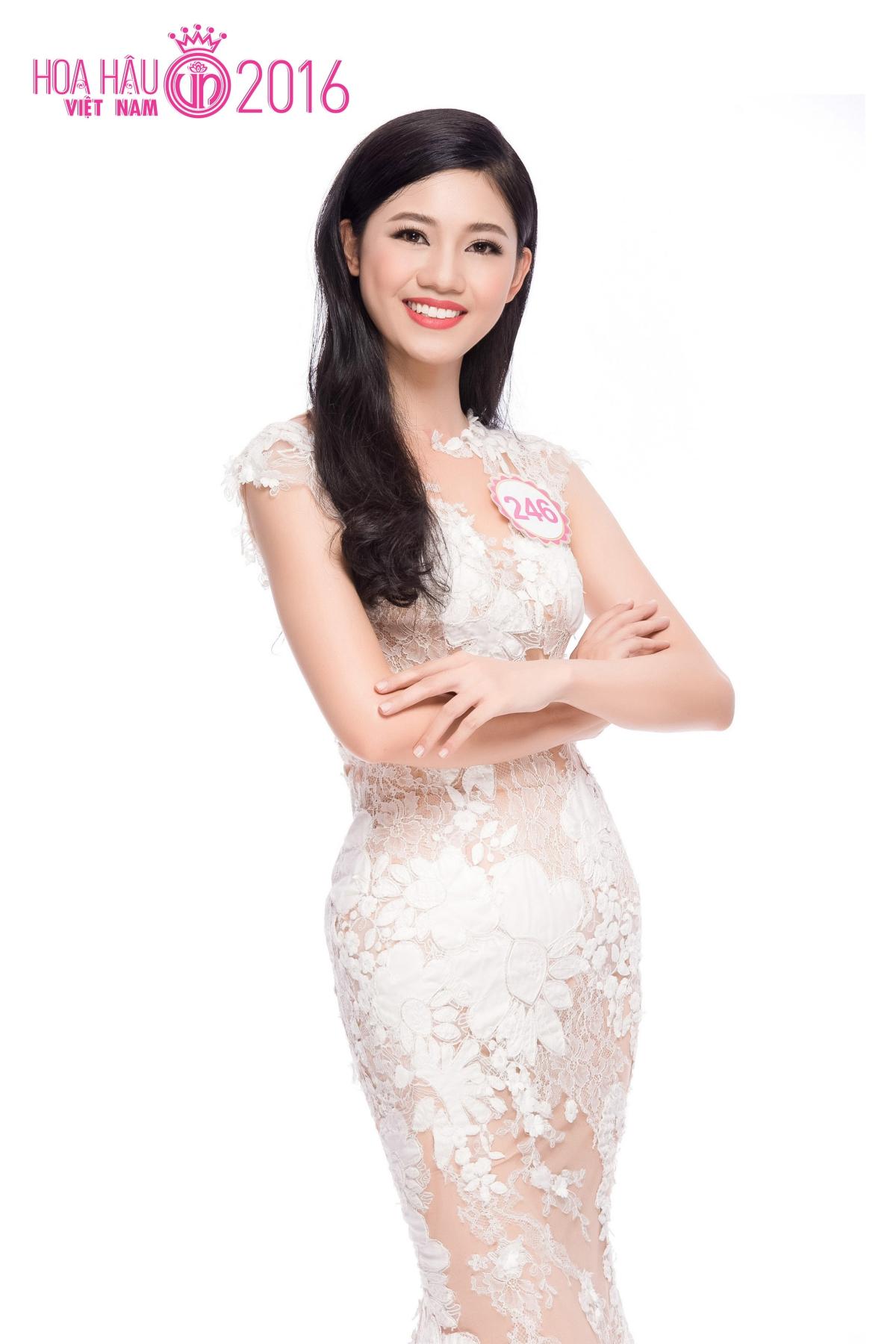Á hậu 1 Việt Nam 2016, Ngô Thanh Thanh Tú sinh năm 1994 đến từ Hà Nội. Hiện Thanh Tú vừa tốt nghiệp trường Đại học Ngoại giao Hà Nội.