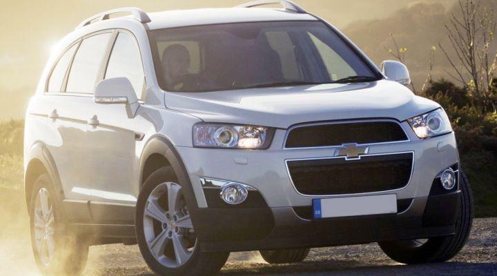 Ô tô cũ giá dưới 350 triệu của Chevrolet