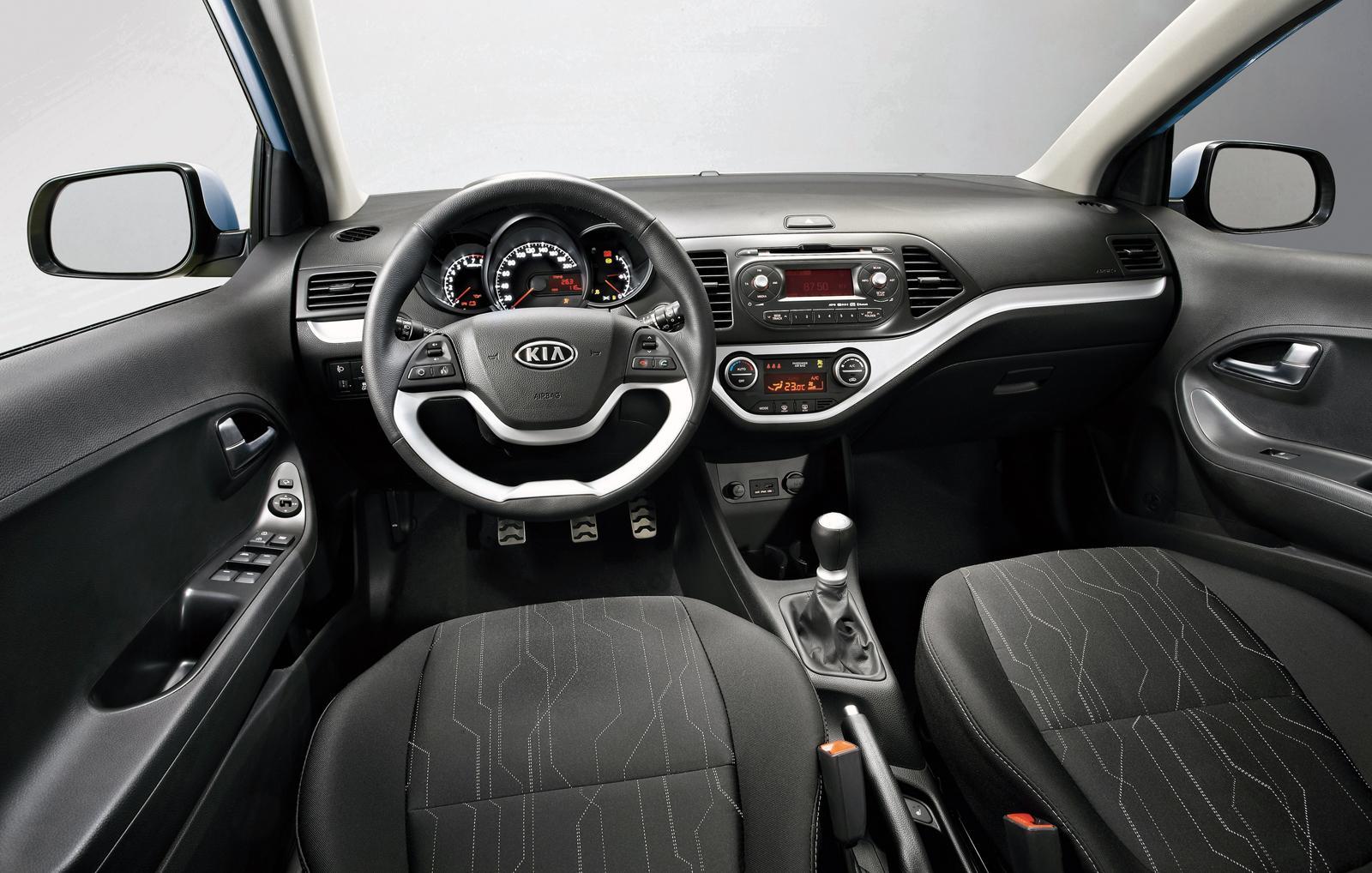 Kia Morning trở thành mẫu xe bán chạy nhất trong tháng 8/2016