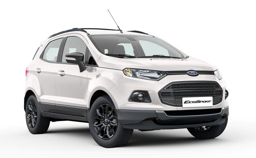 'Soi' chiếc Ford EcoSport Black Edition 654 triệu vừa được Việt Nam xuất xưởng