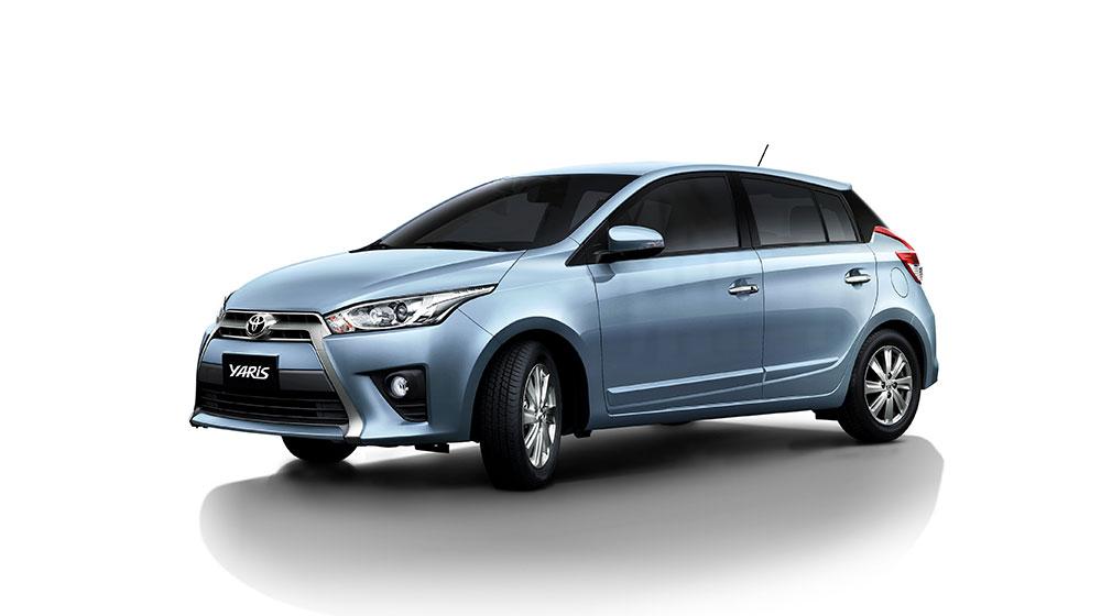 'Soi' chiếc xe Toyota Yaris 2016 vừa ra mắt tại Việt Nam, giá chỉ 636 triệu đồng
