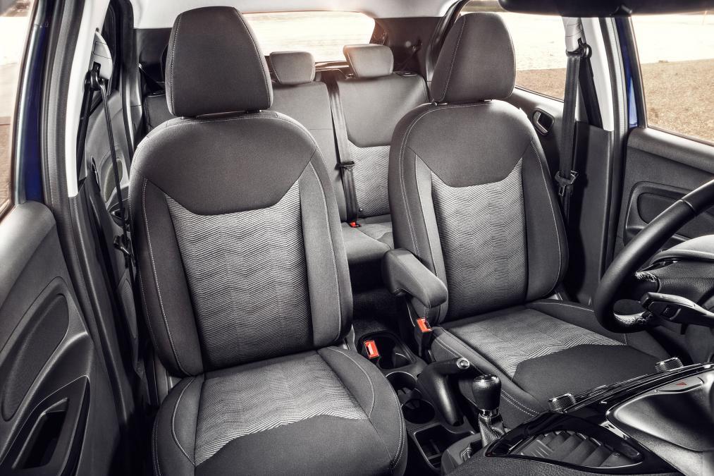 'Soi' chiếc xe cỡ nhỏ Ford Ka+ giá chỉ từ 259 triệu đồng