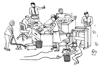 Năng suất chất lượng: Cách thực hiện Seiketsu hiệu quả