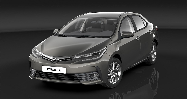 Toyota Corolla khiến cả thế giới 'phát cuồng' trong nửa đầu 2016
