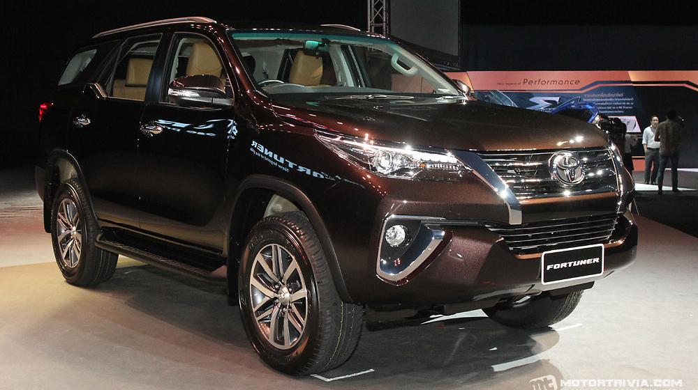 Toyota Fortuner 2017 Vừa Ra Mắt Tại Việt Nam C 243 G 236 đặc Biệt