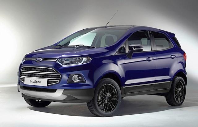 8. Ford Ecosport đứng ở vị trí thứ tám với 691 xe được bán ra. Chiếc xe này có giá dao động từ 606 – 681 triệu đồng.
