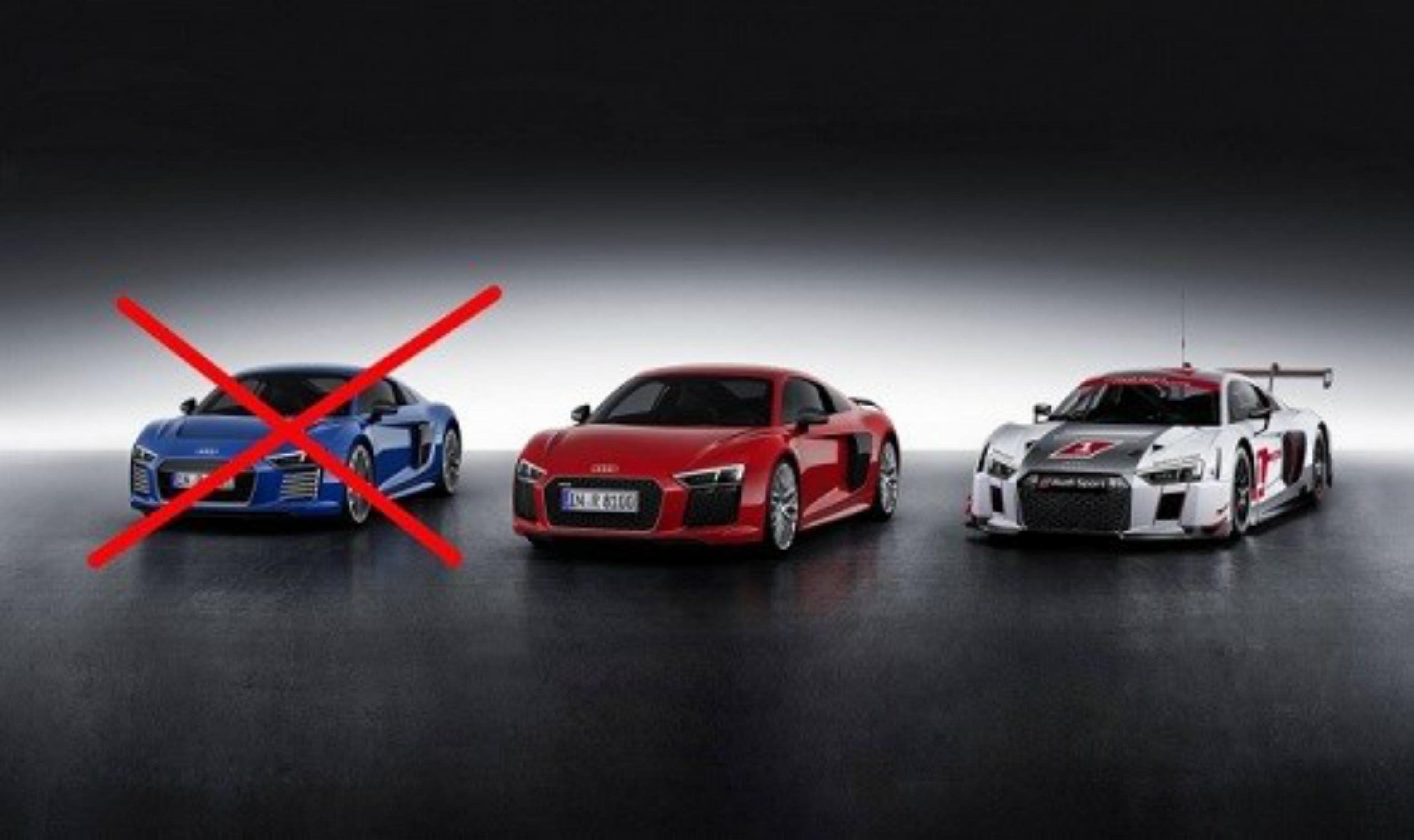 Audi 'khai tử' siêu xe điện R8 e-tron
