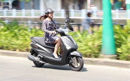 Yamaha Acruzo bị triệu hồi tại thị trường Việt Nam