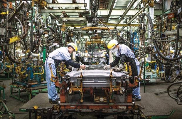 Năng suất chất lượng: Sản xuất lôi kéo trong Lean