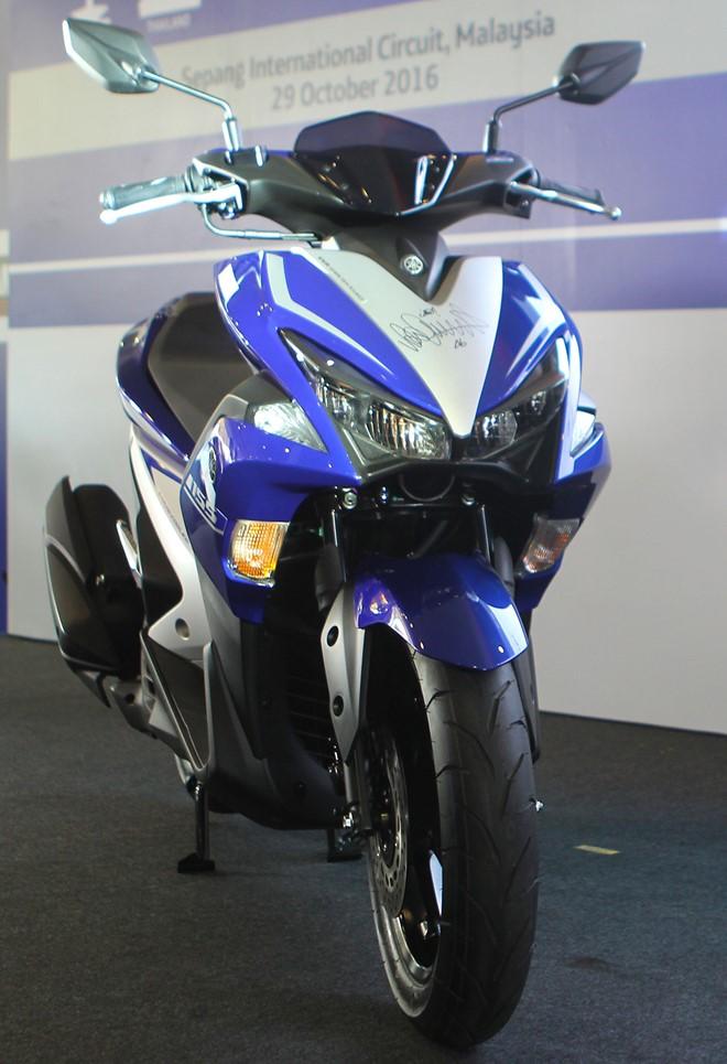 Yamaha NVX chiếc xe thay thế cho Yamaha Nouvo có gì mới?