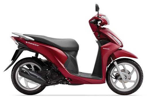 Xe tay ga giá rẻ được ưa chuộng nhất của Honda