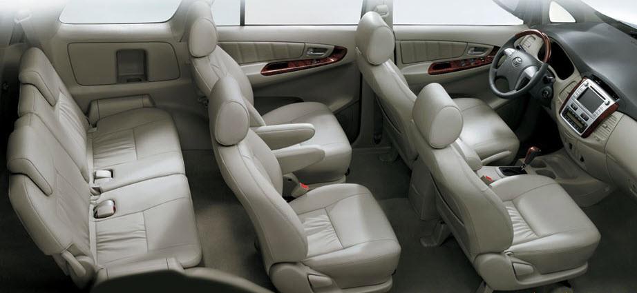 Toyota Innova ô tô 7 chỗ bán chạy thứ hai thị trường Việt