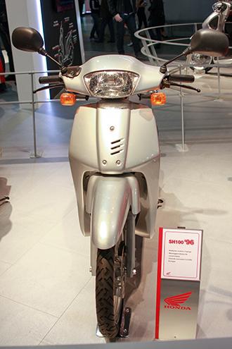 Honda SH qua từng giai đoạn phát triển