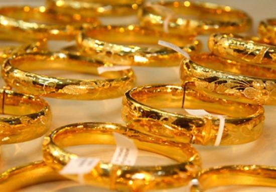 giá vàng hôm nay ngày 30/11/2016: Chốt tháng vàng tăng nhẹ