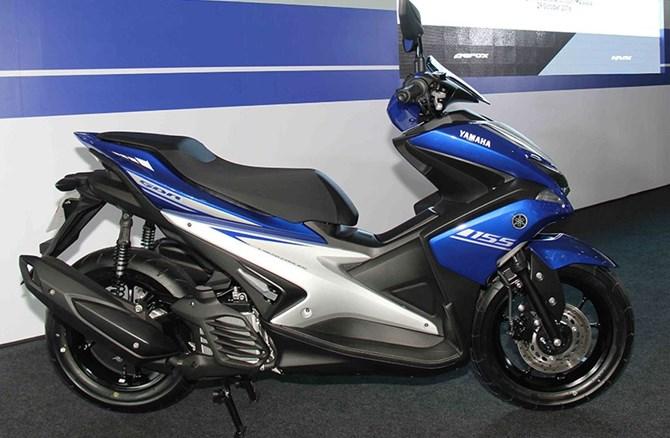 Yamaha NVX chốt giá 45 triệu tại thị trường Việt có gì hay
