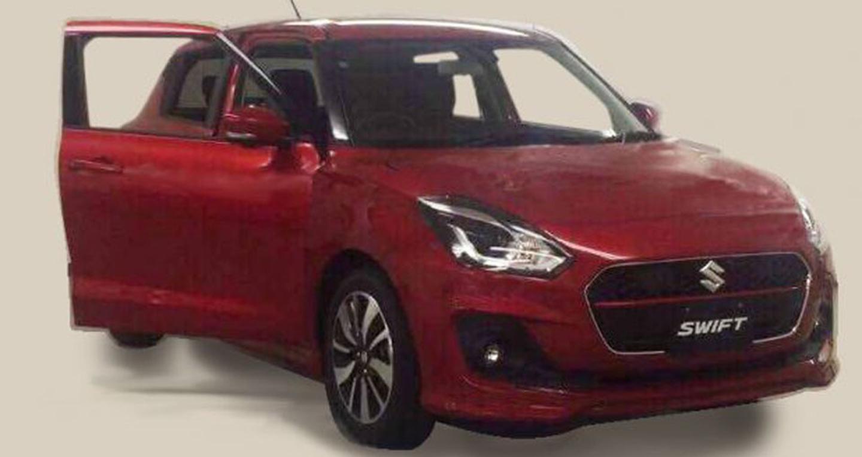 Suzuki Swift 2017 giá siêu rẻ vừa được lộ diện có gì hay?