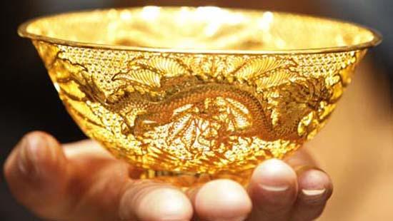 giá vàng hôm nay ngày 24/12/2016: Vàng tiếp tục tăng