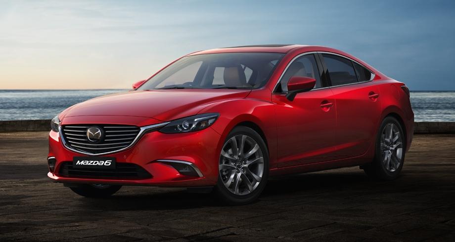 Ô tô cũ giá rẻ đáng mua nhất của Mazda