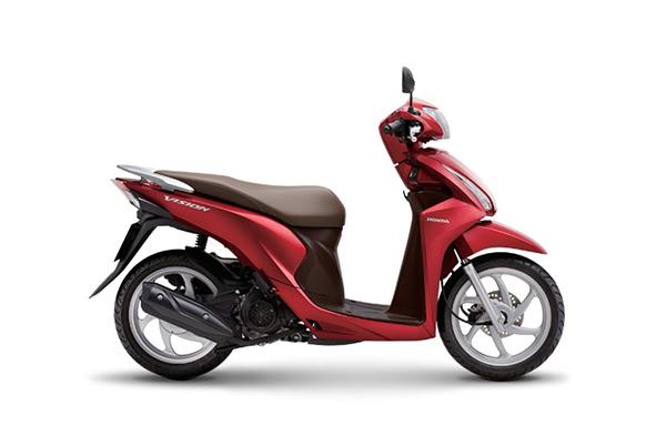 Xe máy giá rẻ dự báo thống trị thị trường Việt năm 2017