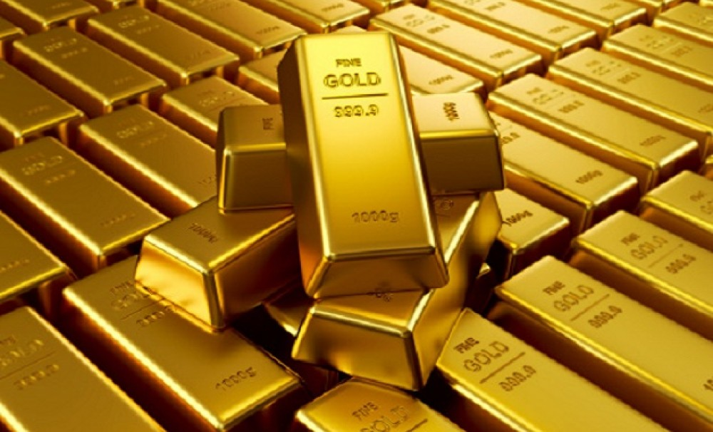 giá vàng hôm nay ngày 12/1/2017 bất ngờ vọt tăng trở lại