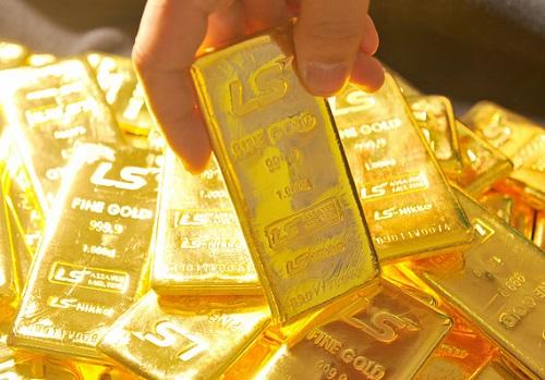 giá vàng hôm nay ngày 19/1/2017 giảm cả trăm nghìn đồng
