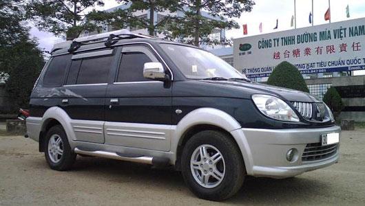 Top 5 ô tô cũ nhập khẩu được 'chuộng' tại Việt Nam
