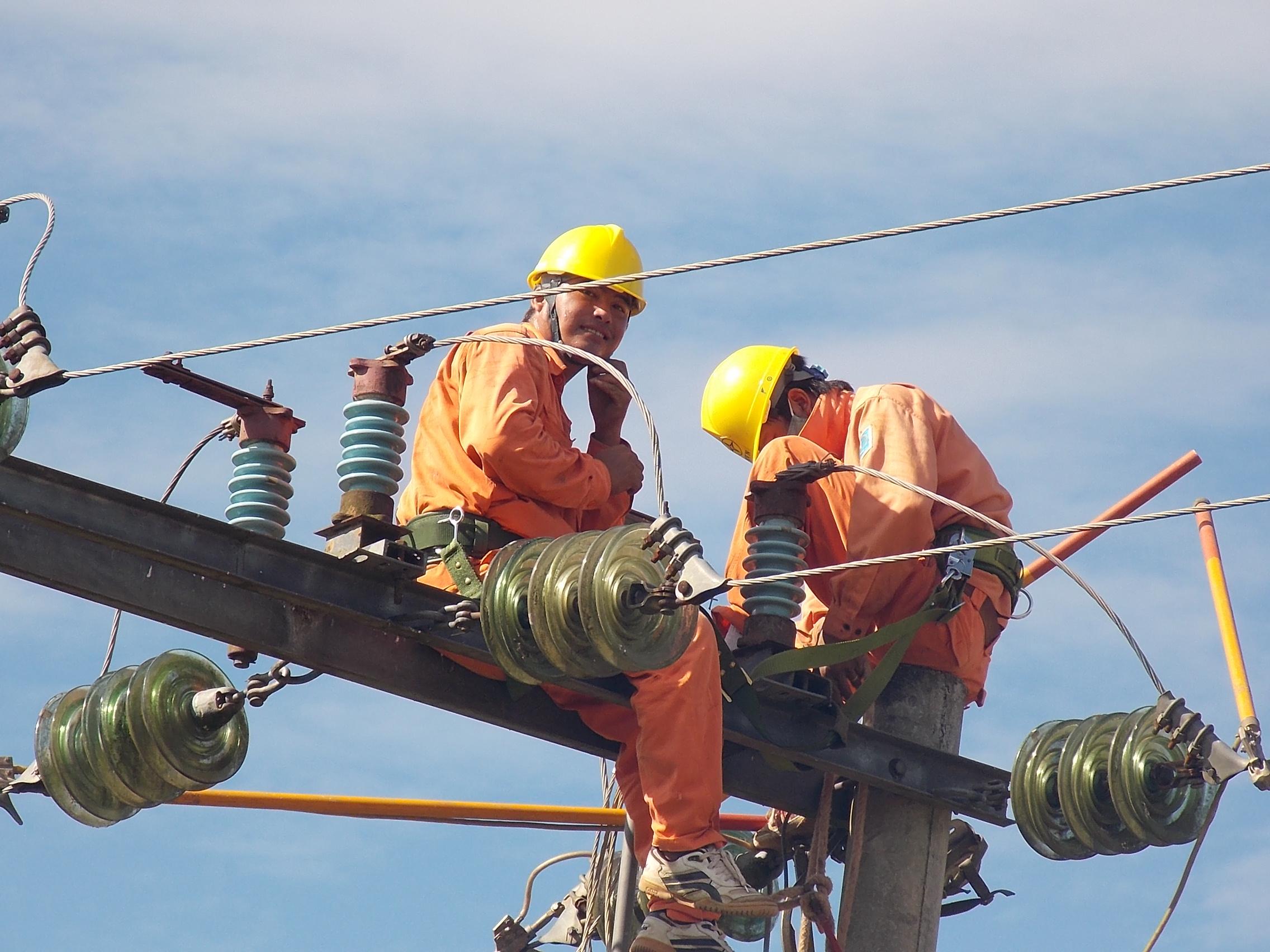 Ngành năng lượng chiếm vị trí đầu bảng về tăng năng suất chất lượng