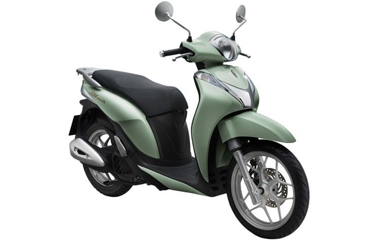Honda SH Mode xe tay ga hạng sang bán chạy nhất thị trường Việt