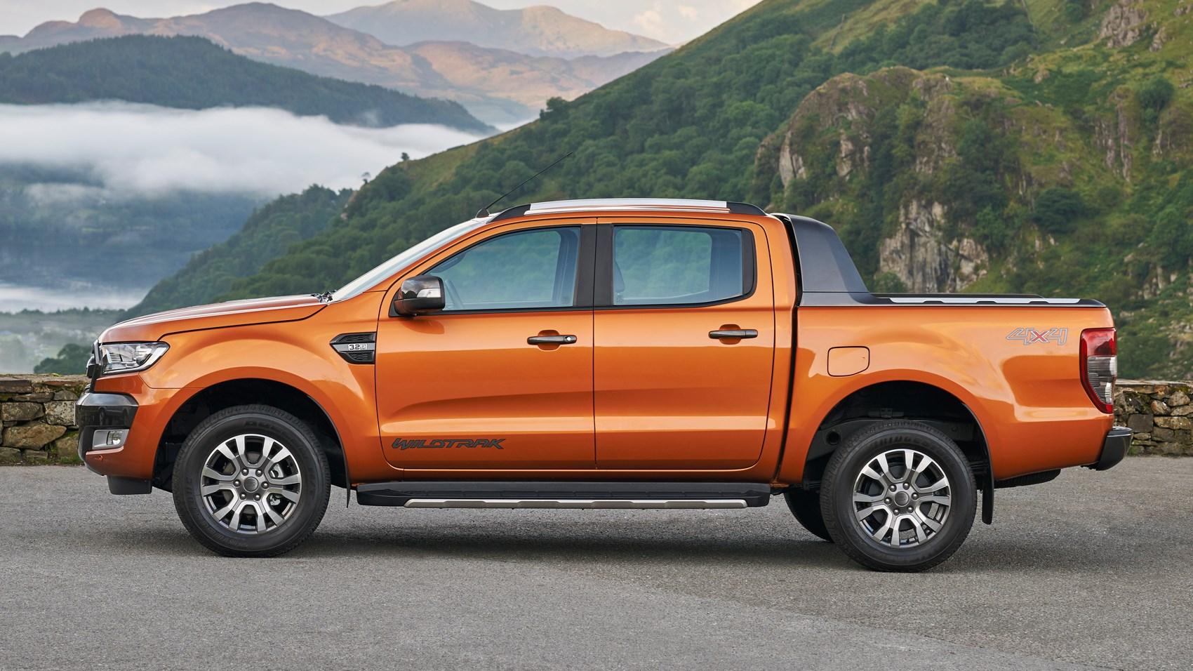 Ford Ranger chiếc ô tô bán chạy nhất của Ford có nên mua