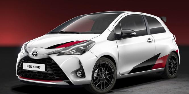 Toyota Yaris 2017 siêu mạnh chuẩn bị được ra mắt