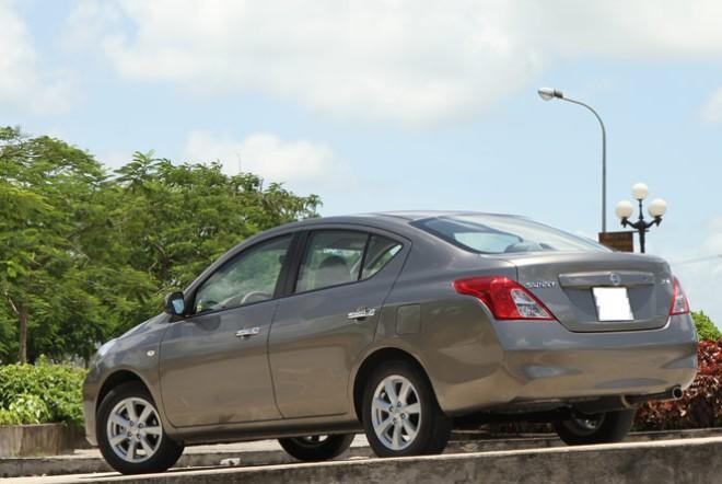 Nissan Sunny chiếc xe đang được giảm giá 35 triệu đồng có gì hay