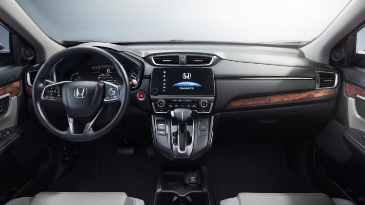 Honda CR-V 2017 chuẩn bị ra mắt tại Đông Nam Á có gì mới