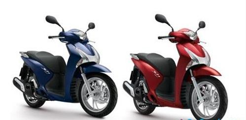 Những điểm khác biệt của Honda SH 150 và Honda SH 125