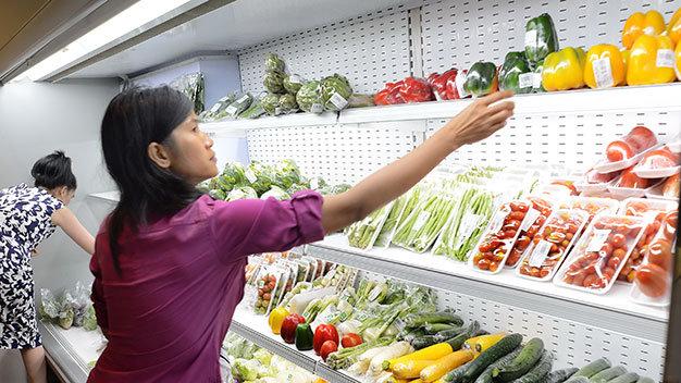 Cách phân biệt thực phẩm hữu cơ và thực phẩm sạch
