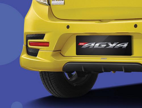 Toyota Agya chính thức ra mắt với giá rẻ như bèo