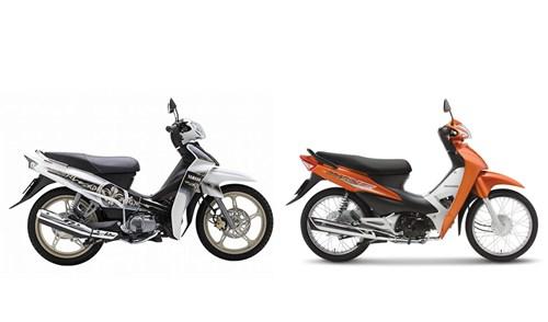 Yamaha Sirius và Honda Wave Alpha nên mua xe nào là tốt nhất