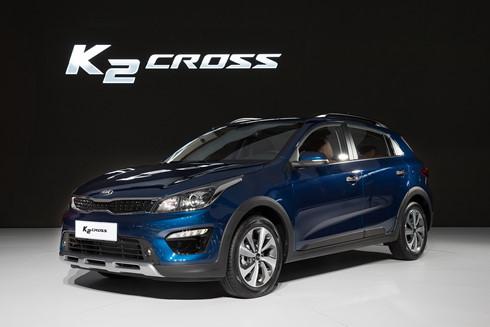 Kia K2 Cross vừa ra mắt giá chỉ dưới 300 triệu đồng có gì hay