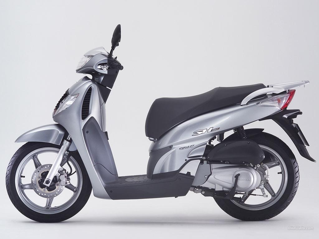Honda SH chiếc xe tay ga sang chảnh nhất của Honda