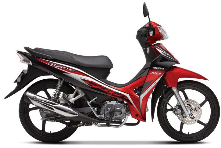 Top 3 xe máy tiết kiệm xăng nhất của Honda