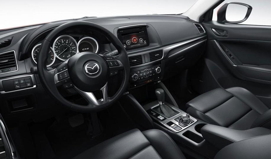Ô tô 5 chỗ Mazda CX-5 bán chạy nhất thị trường Việt có gì hay