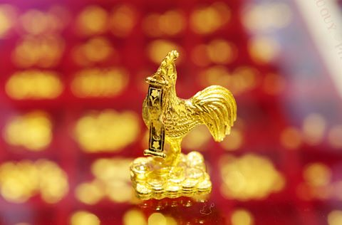 giá vàng hôm nay ngày 12/5: Vàng tăng song dự đoán không bền vững